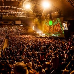 10 Jahre La Brass Banda, Olympiahalle München