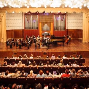 Lions Club International Art Festival, National Philharmony, Bishkek, Kyrgyzstan