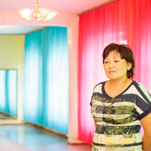Uplift (Aufwind), Child Care Organisation, Kyrgyzstan