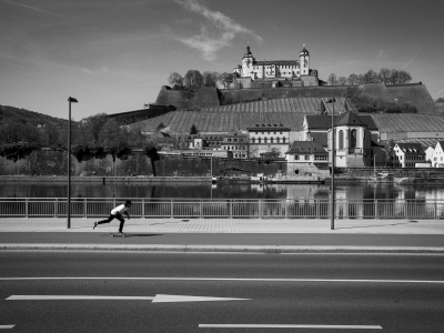 Würzburg kommt